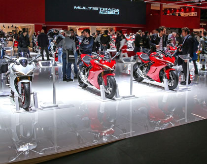 Salon international de la moto